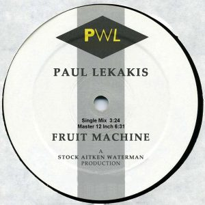 25 Paul Lekakis - Fruit Machine (Radio Edit)