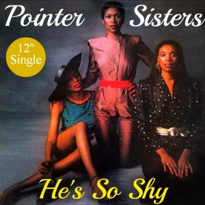 06 Pointer Sisters - He's So Shy