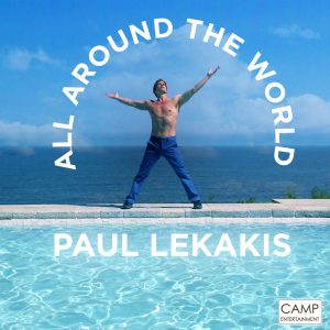 09 Paul Lekakis - All Around The World (Parralox Remix - Radio Edit)