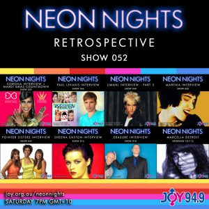 Neon Nights - 052 - Retrospective