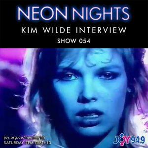 Show 054 / Kim Wilde Interview