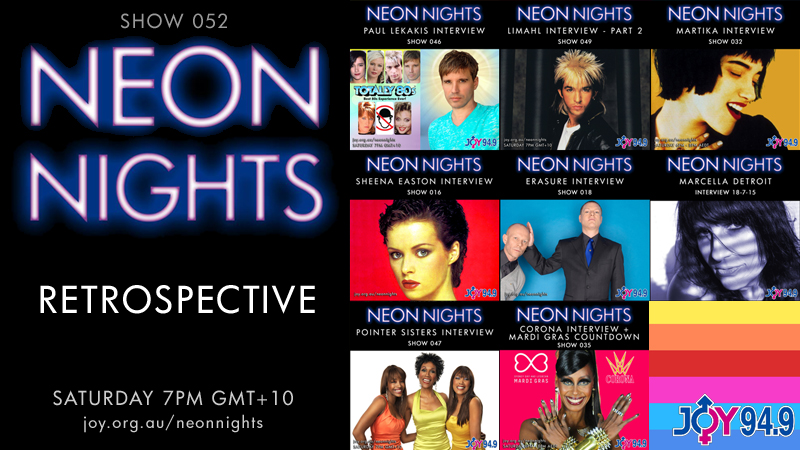 Neon Nights - Hootsuite - 052 - Retrospective