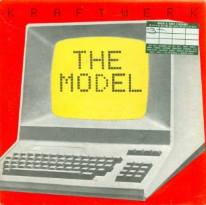 14 Kraftwerk - The Model