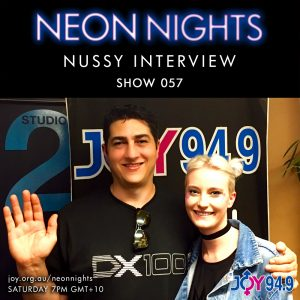 Show 057 / Nussy Interview
