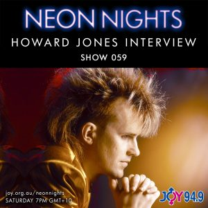 Show 059 / Howard Jones Interview