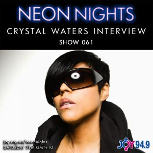 Show 061 / Crystal Waters Interview