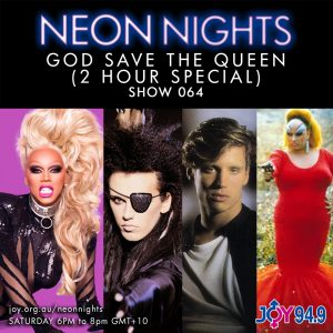 Show 064 / God Save The Queen