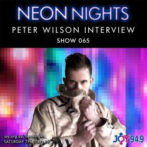 Show 065 / Peter Wilson Interview