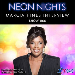 Show 066 / Marcia Hines Interview