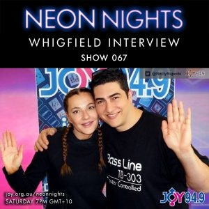 Show 067 / Whigfield aka Sannie Interview