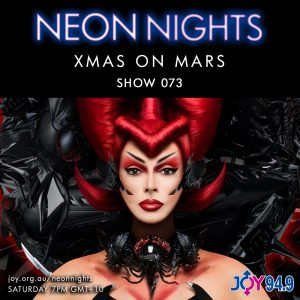 Show 073 / Xmas on Mars (Interview with Venus Virgin Tomarz)