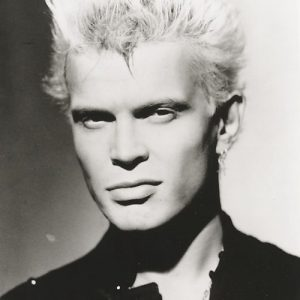02 Billy Idol - Hot In The City (The Glimmers Instrumental Remix)
