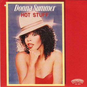 09 Donna Summer - Hot Stuff (Vingelo Remix)