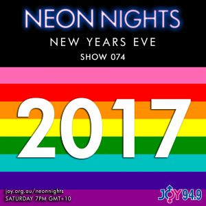 Show 074 / New Years Eve 2016