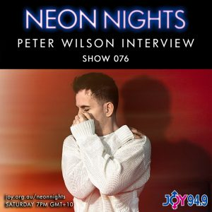 Show 076 / Peter Wilson Interview