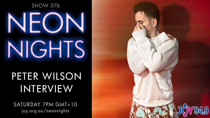 Neon Nights - Hootsuite - 076 - Peter Wilson Interview