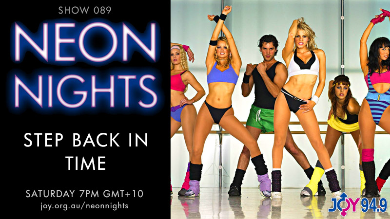 Neon Nights - Hootsuite - 089 - Step Back In Time