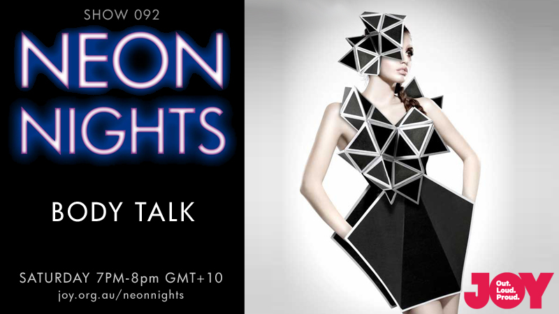 Neon Nights - Hootsuite - 092 - Body Talk