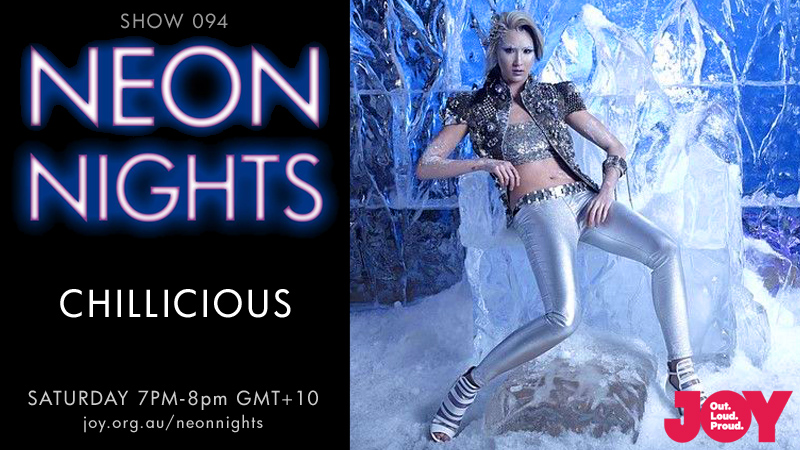 Neon Nights - Hootsuite - 094 - Chillicious