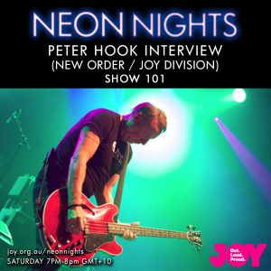Show 101 / Peter Hook Interview – Part 2
