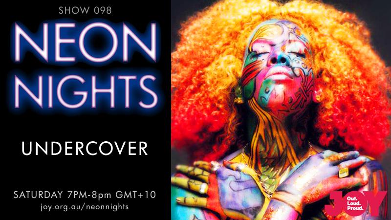 Neon Nights - Hootsuite - 098 - Undercover