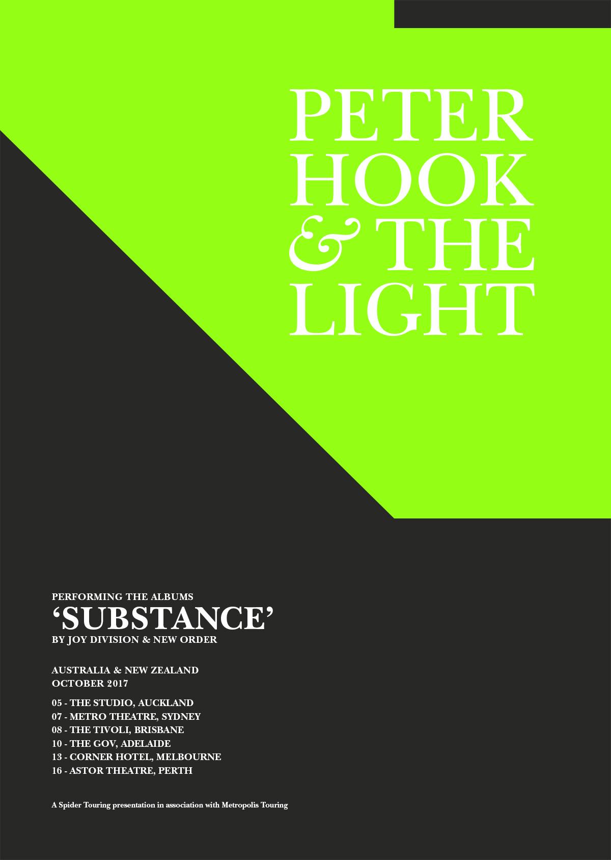 Show 101 / Peter Hook Interview - Part 2   Neon Nights