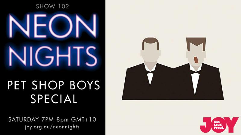 Neon Nights - Hootsuite - 102 - Pet Shop Boys Special