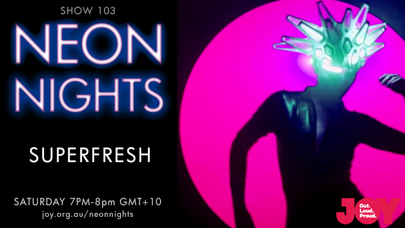 Neon Nights - Hootsuite - 103 - Superfresh