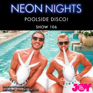 Neon Nights - 106 - Poolside Disco B