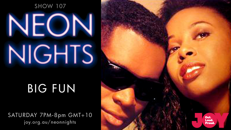 Neon Nights - Hootsuite - 107 - Big Fun