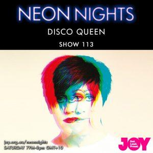 Neon Nights - 113 - Disco Queen