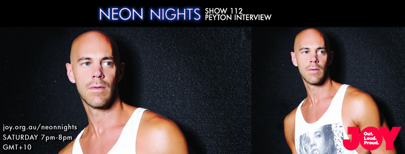 Neon Nights - Facebook - 112 - Peyton Interview