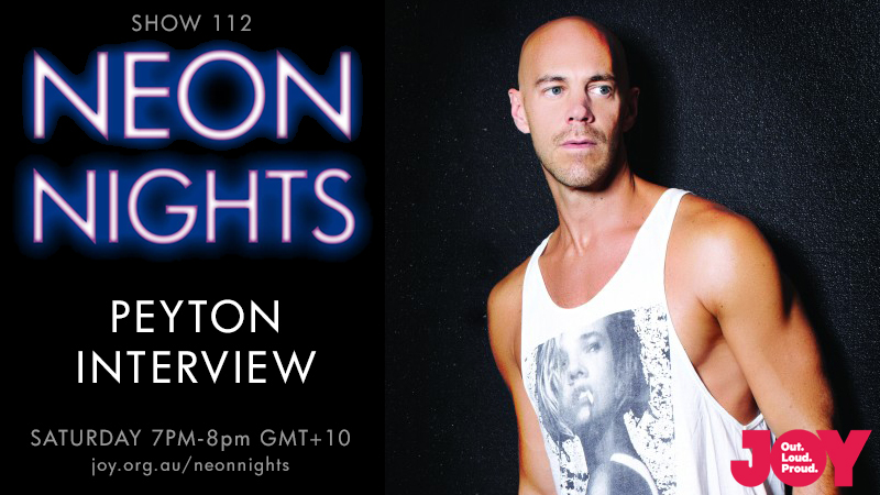 Neon Nights - Hootsuite - 112 - Peyton Interview