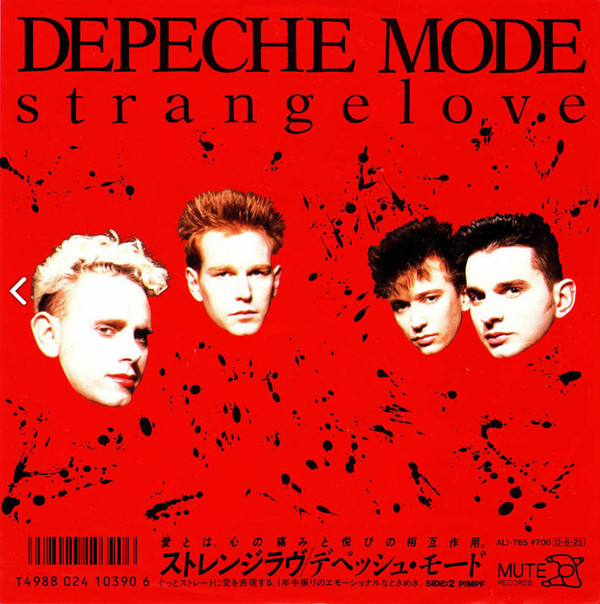 How To Become A Doctor In Usa >> Depeche Mode - Strangelove | Neon Nights