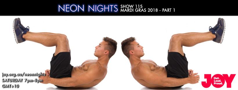 Neon Nights - 115 - Facebook - Mardi Gras 2018 - Part 1B