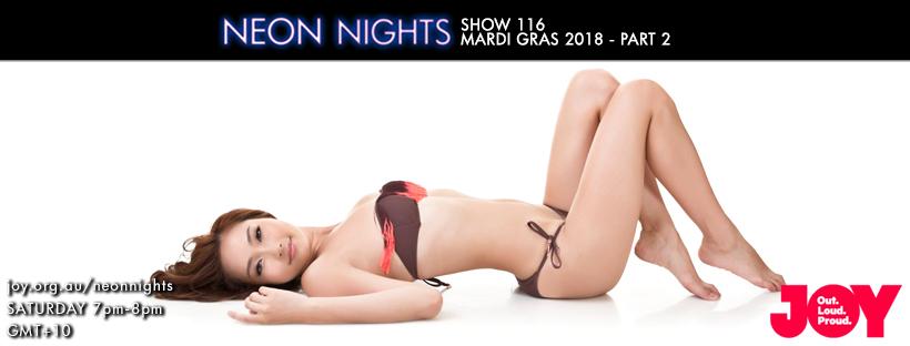 Neon Nights - 116 - Facebook - Mardi Gras 2018 - Part 2B