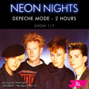 Neon Nights - 117 - Depeche Mode 2 Hour Special