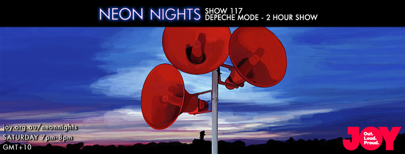 Neon Nights - 117 - Facebook - Depeche Mode 2 Hour Special