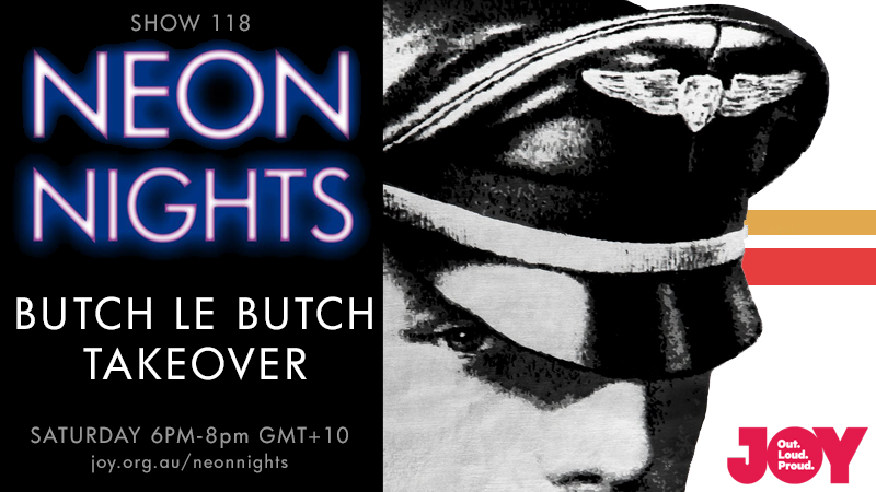 Neon Nights - 118 Hootsuite - Butch le Butch Takeover