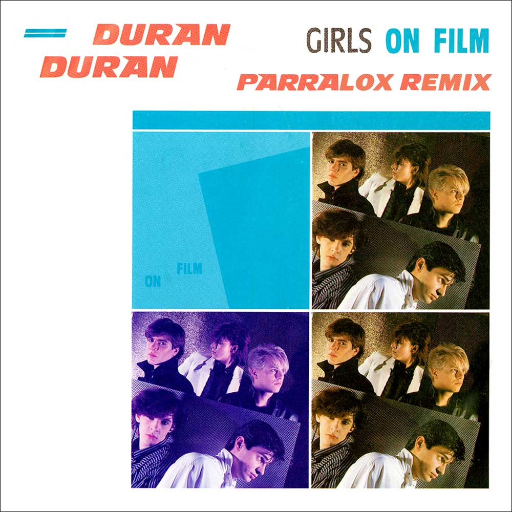 Show 203 – Duran Duran – Girls On Film (Parralox Remix)