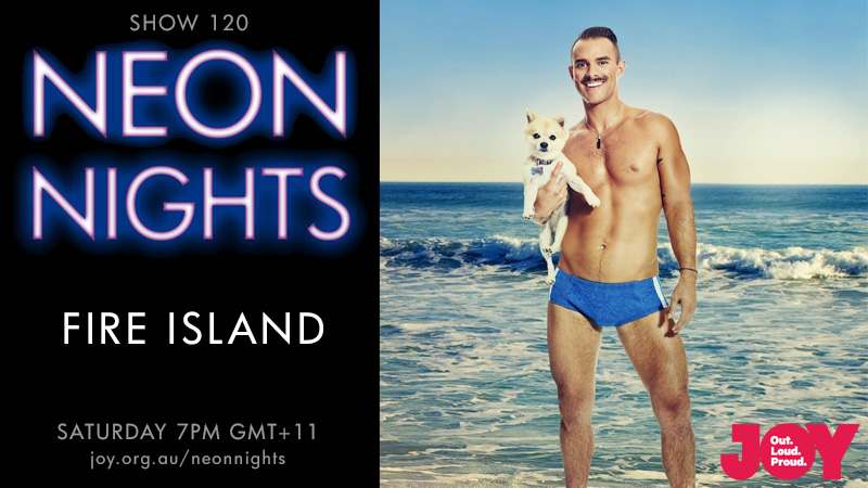 Neon Nights - 120 - Hootsuite - Fire Island