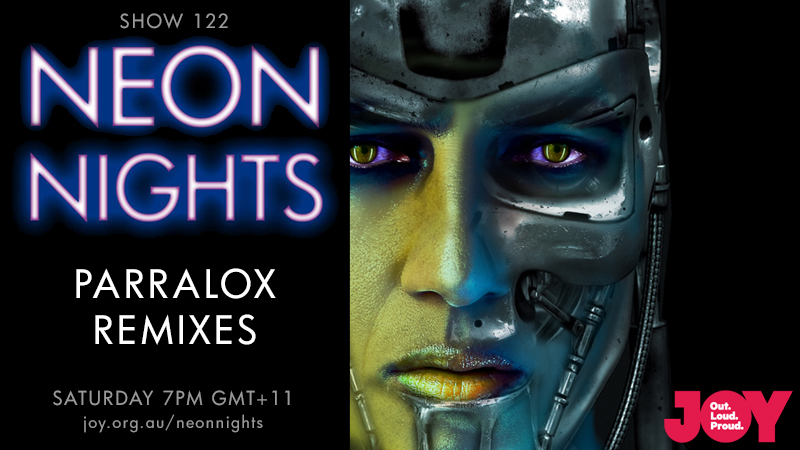 Neon Nights - 122 - Hootsuite - Parralox Remixes