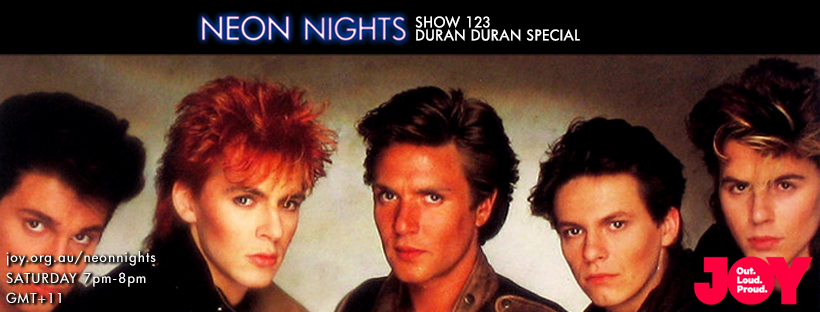Neon Nights - 123 - Facebook - Duran Duran Special