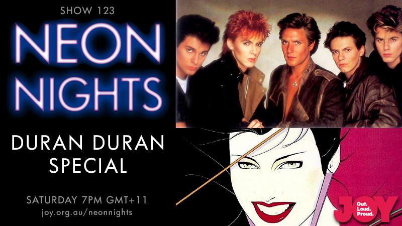 Neon Nights - 123 - Hootsuite - Duran Duran Special