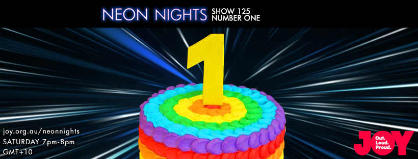 Neon Nights - 125 - Facebook - Number One
