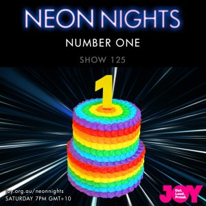 Neon Nights - 125 - Number One