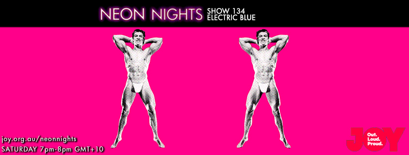 Neon Nights - 134 - Facebook - Electric Blue - Part One