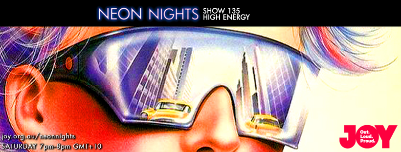 Neon Nights - 135 - Facebook - High Energy