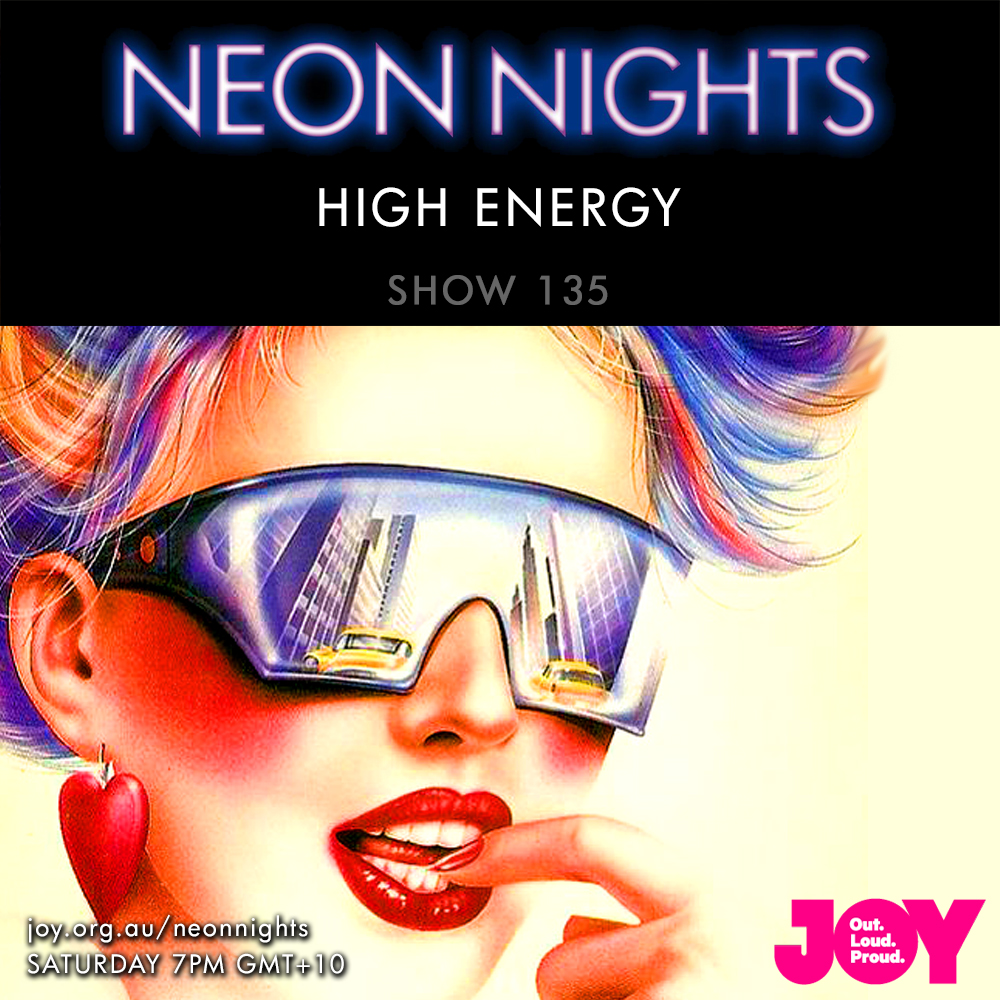 Neon Nights - 135 - High Energy
