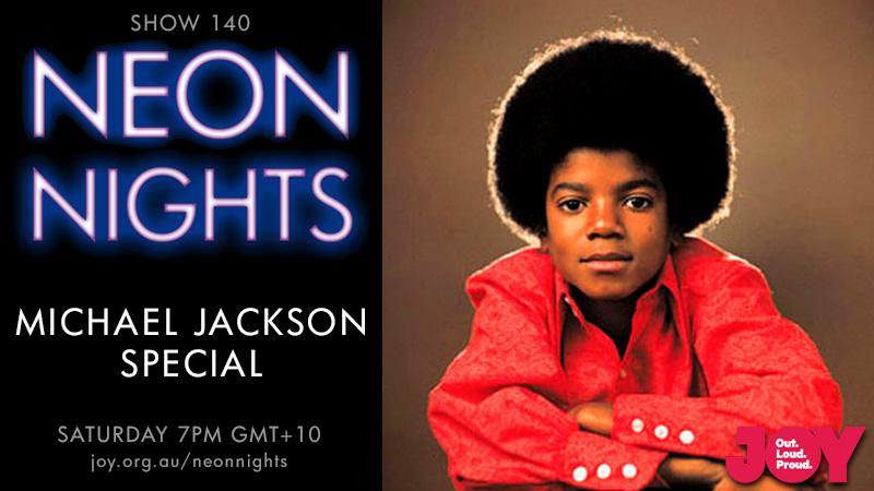 Neon Nights - 140 - Hootsuite - Michael Jackson Special